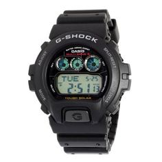 Casio Men's GW6900-1 G-Shock Atomic Digital Sport Watch: Watches: Amazon.com