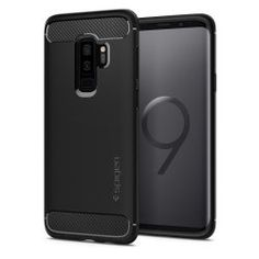 Spigen Galaxy Plus Case Rugged Armor Black Iphone 6 Cases, Samsung Cases, Galaxy Note 9, Galaxy S8, Other Galaxies, New Samsung Galaxy, Cool Things To Buy, Stuff To Buy, Rugs