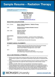 physical therapy resume objective samples - Sample Resume For Physical Therapist