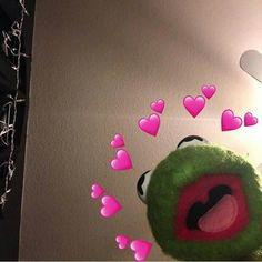 the frog meme Memes Kermit The Frog Love 64 Best Ideas Mood Wallpaper, Aesthetic Iphone Wallpaper, Cartoon Wallpaper, Cartoon Memes, Cartoon Pics, Funny Memes, Cartoons, Meme Meme, Elmo Memes