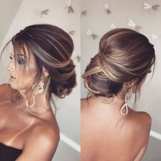 50 Bridal Hair Style Best For A Spring Wedding 2020 - Bridal Hair Updo, Wedding Hair And Makeup, Hair Makeup, Pageant Hair, Prom Hair, Mother Of The Bride Hair, Wedding Hair Inspiration, Pinterest Hair, Bride Hairstyles