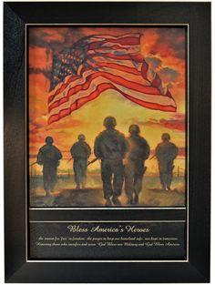 Bless Americas Heroes!