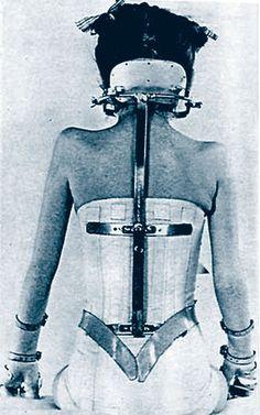 Medical brace.
