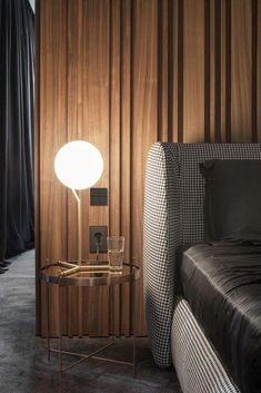 7 Foot Exterior Door #ExteriorDoorPaint Key: 8323971543 #WeddingIdeasDecoration Modern Bedroom Design, Contemporary Bedroom, Modern Interior Design, Bed Design, Bedroom Designs, Bedroom Styles, Contemporary Furniture, Modern Contemporary, Design Art