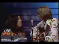 John Denver & Cass Elliot - Leaving On A Jet Plane. What a great loss to music when John Denver & Cas Elliot died. John Denver, Kinds Of Music, Music Love, Love Songs, Steel Guitar, Musica Country, Old Music, Jet Plane, My Favorite Music