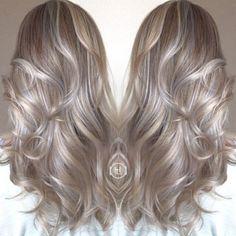 Best Ash Blonde Hair Color Ideas