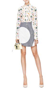 Sequined Mini Skirt by Suno - Moda Operandi