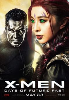 Directed by Bryan Singer. With Patrick Stewart, Ian McKellen, Hugh Jackman, James McAvoy. The X-Men send Wolverine to the past in a desperate effort to change history and prevent an event that results in doom for both humans and mutants. Movies 2014, Man Movies, Good Movies, Movie Tv, Popular Movies, Marvel Comics, Marvel Heroes, Marvel Vs, Marvel Girls