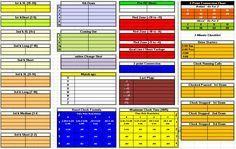 Back Side Play Call Sheet Png 858 545 Football Play Football Games