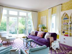 This urbane home reflects an irreverent devotion to all things dashing.