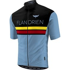 Wiggle | Morvelo Flandrien Jersey | Short Sleeve Cycling Jerseys