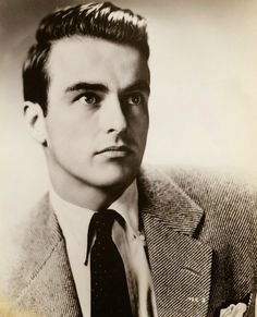 Montgomery Clift | Montgomery Clift, tout simplement...