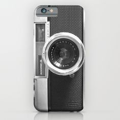 """Camera"" iPhone 6 Slim Case by Nicklas Gustafsson on Society6."