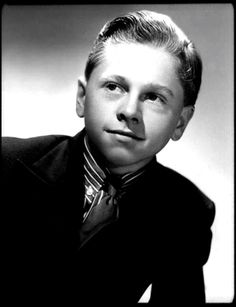 Mickey Rooney was born Joe Yule Jr. on September 23, 1920 in Brooklyn, New York. He first took to the stage as a toddler in his parents' vaudeville act at 17 months old and made his first film appearance in 1926.   A Family Affair in 1937 introduced the country to Andy Hardy, the popular all-American teenager. This beloved character appeared in nearly 20 films and helped make Rooney the top star at the box office in 1939, 1940 and 1941.  Rooney died on April 6, 2014 at the age of 93.