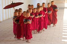 The quiet charm of Burma di Daniel Giesen