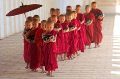 The quiet charm of Burma por Daniel Giesen