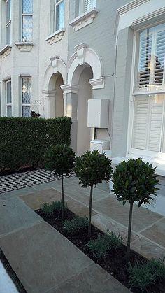 garden-blog | London Victorian Front Garden