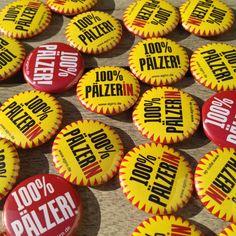 100% Pälzer Pins