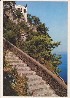 San Michele villa Capri