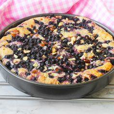 Fika, Something Sweet, No Bake Cake, Acai Bowl, Nom Nom, Oatmeal, Sweet Treats, Vegan Recipes, Sweets