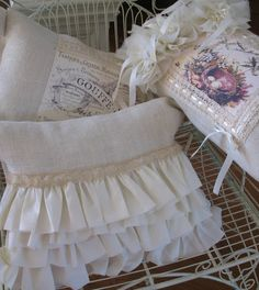 7 Different Styles of Ruffle Pillow Covers - Believe&Inspire