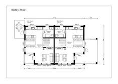 Moderne og innbydende boliger med meget høy standard - Sentral beliggenhet - flott utsikt og meget gode solforhold! | FINN.no Floor Plans, Real Estate, Ads, Real Estates, Floor Plan Drawing, House Floor Plans