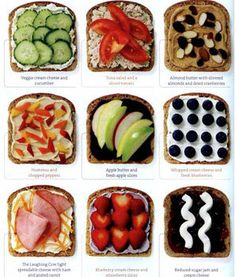 5 No heat lunches to bring to work - Fit Sugar