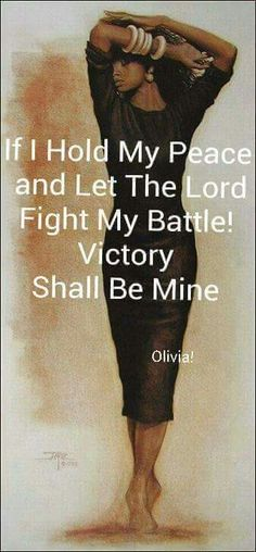 The Battle is the Lords...
