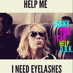 Mascara like Falsies. Lash care, no Fall-out, buildable , lovable. EPIC. One step Mascara.