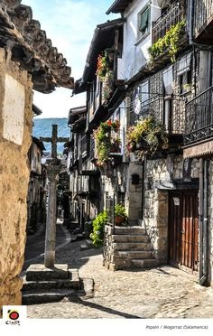 Discover the most beautiful villages of Spain with our Bespoke Tours Portugal Nord, Spain And Portugal, Places To Travel, Places To See, Places Around The World, Around The Worlds, Beautiful World, Beautiful Places, Places In Spain