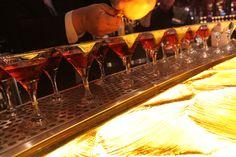 Mount Gay Rum Drinks at 18 STEAK Bar