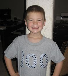 Been There, Done That: 100th Day of School T-Shirt Reveal