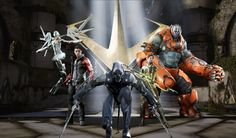 Join the Fight! Paragon is the MOBA from Epic Games that puts you in the fight with explosive action, direct third-person control, and deep strategic choice. Join me at http://www.epicgames.com/paragon.  #Gaming #VideoGames