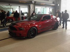 Twitter / MayorPeterBrown: Shelby Supersnake 2014 850 ...