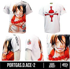 Portgas D.Ace-2 IDR. 150K invite Pin BB. 543D3DBB  By. Qita Design