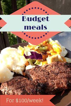 Our Weekly Menu/Shopping List (Cheap, Easy Meals for $7/person perday): Week Ending 8-8-14 - The Busy Budgeter