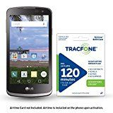 #10: TracFone LG Rebel 4G LTE Prepaid Smartphone with Free $30 Airtime Bundle