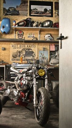 Men Motorcycle - ED. TURNER Motorcycles, France caferacercult.gr/...