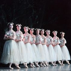 The National Ballet of Canada  Corps de ballet:  Giselle  © AleKsander Anonijevic  Ballet Beautiful   ZsaZsa Bellagio - Like No Other