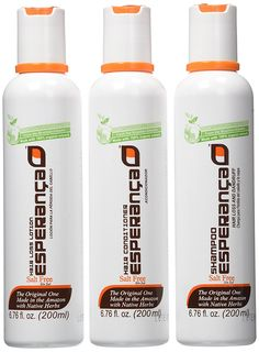 Esperanca Hair Treatment Set Pack, Hair Loss Treatment made with 100% organic Extracts, set contains Shampoo, Conditioner and Lotion * This is an Amazon Affiliate link. Find out more about the great product at the image link.