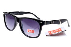 Ray-Ban Wayfarer 627 Black Frame Gray Lens RB1310 [RB1314] - $27.30 : Ray-Ban® And Oakley® Sunglasses Online Store