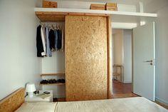 chambre • placard osb