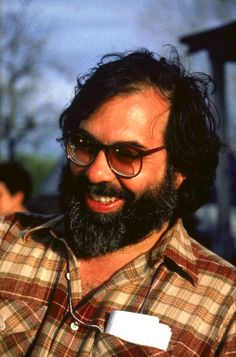 Francis Ford Coppola directing The Outsiders