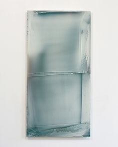 Matt McClune minimalist contemporary painting
