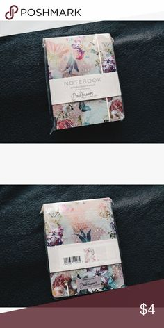 David Emanuel Mini Notebook •Brand new, in package •Floral + Butterfly Pattern  ***I'll add this for free to any purchase $6 or more! Simply bundle it together and I'll take the cost of this away!*** Accessories