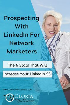 As a network marketer, it can be a huge pain trying to figure out where to talk to people about your opportunities.  But the days of having to talk to tons of people in person are over.  LinkedIn is one of the most powerful prospecting tools for a network marketer in the modern age, and it's the tool that took me from 0 to 7 figures.  In this video, I talk about the 6 key stats to watch if you want to improve your SSI and make the most out of LinkedIn.