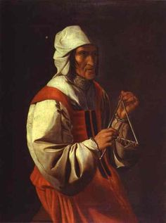TICMUSart: The Triangle Player - Georges de la Tour (I.M.)