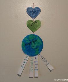 I will help Earth - Writing Activity for Kids #readforgood