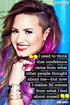 Quote - Demi Lovato
