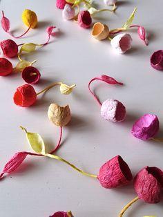 Paper Flowers Craft, Flower Crafts, Diy Home Crafts, Easy Crafts, Rose Tutorial, Big Flowers, Green Wedding, Handmade Flowers, Christmas Crafts